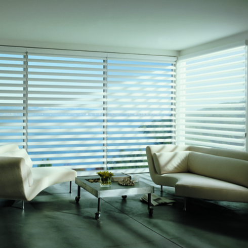 Cortinas Pirouette / Hunter Douglas Window Covering