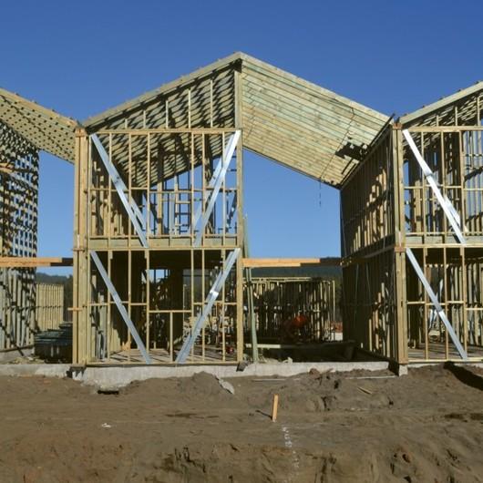 """MSD Estructural de Arauco en la """"Villa Verde"""" en Concepción / Arauco"""