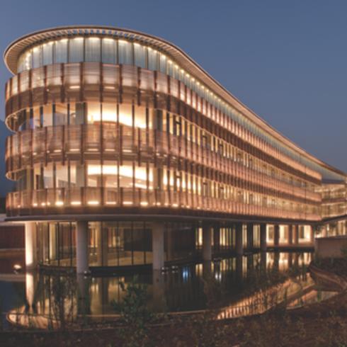 Mobiliario en Edificio Transoceánica