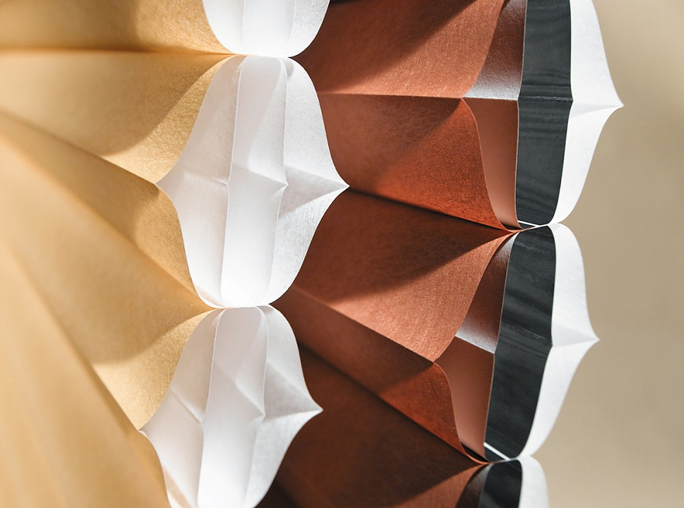 Guia de funcionamiento de cortina aislante Duette Architella