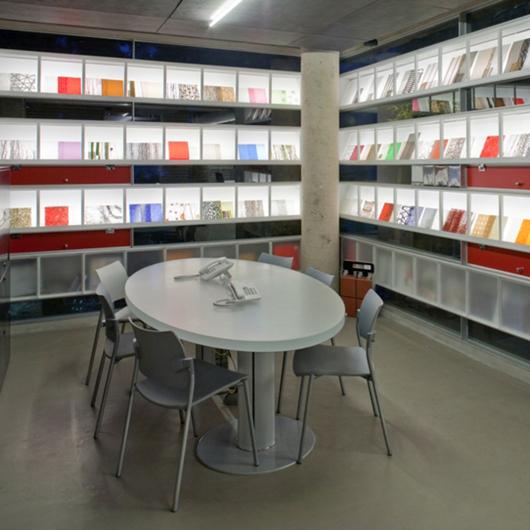 Showroom Productos Arquitectónicos / Hunter Douglas