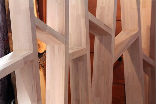 Revestimiento en lenga de ignisterra for Revestimiento de madera para muros interiores