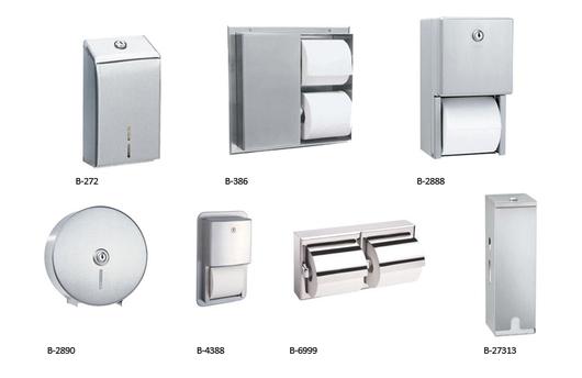 Accesorios para la compartimientaci n de ba os de mk for Accesorios para bano papel higienico