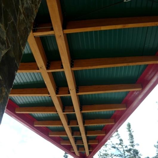 Panel para cubiertas GLAMET