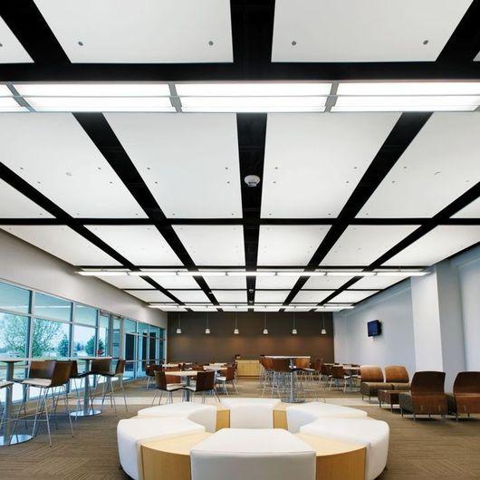 Capz® Sistema de Plafón Acústico / Armstrong Ceilings