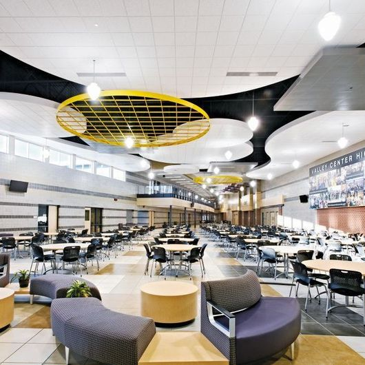 Formations™ Nubes Acústicas / Armstrong Ceilings