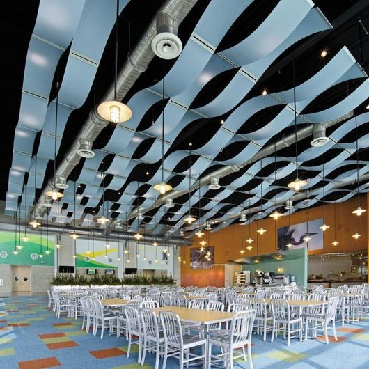 Infusions® Marquesinas y Nubes de Realce / Armstrong Ceilings