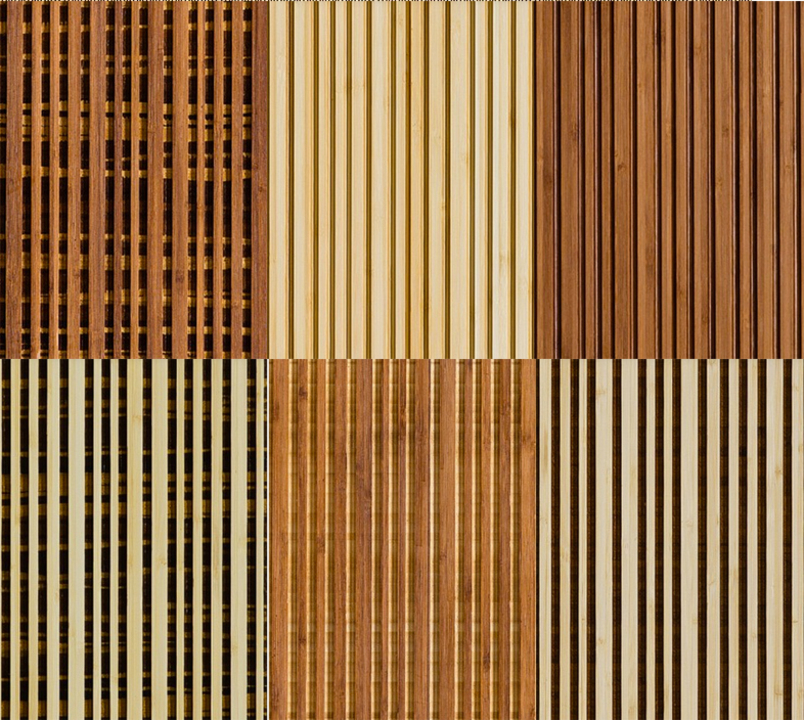Gallery Of Bamboo Wall Panels