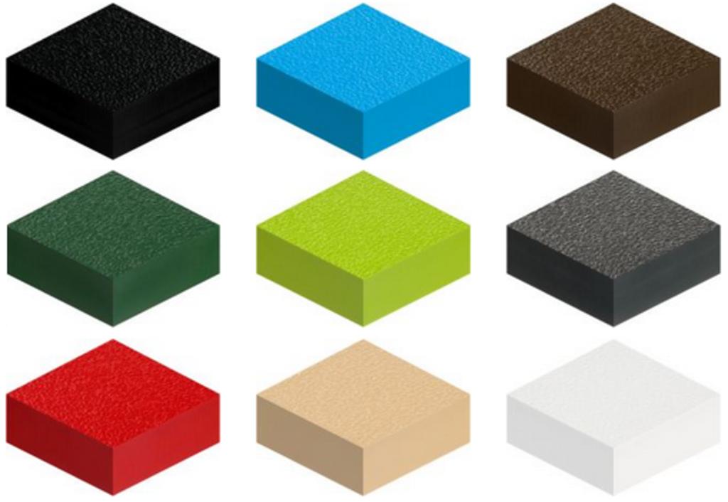Gallery of High Density Polyethylene Panels - Metem HDPE - 9
