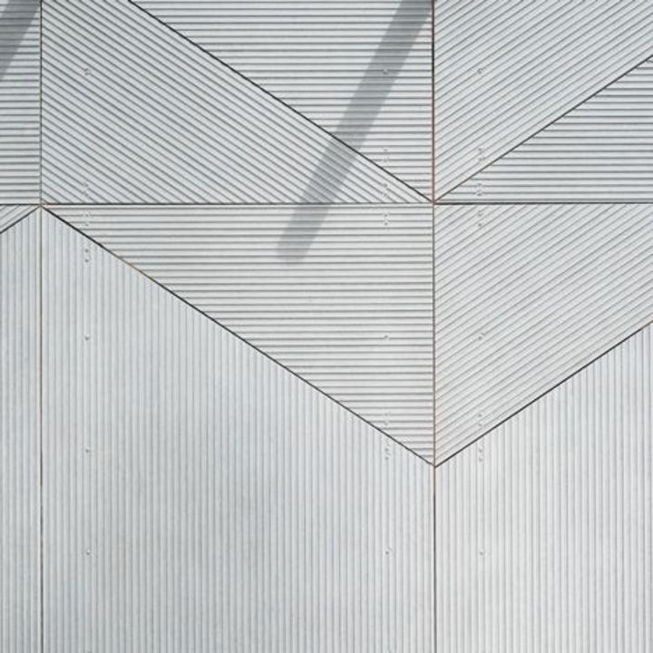 Fiber Cement Facade Panel Linea