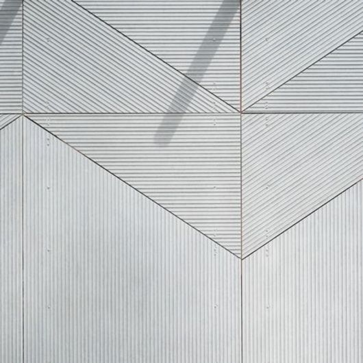 Fiber Cement Facade Panel Linea From Equitone