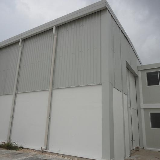 Panel para muros Metwall / Metecno