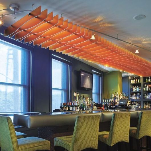 Infusions® Blades - Concepts™ Placas Verticales / Armstrong Ceilings