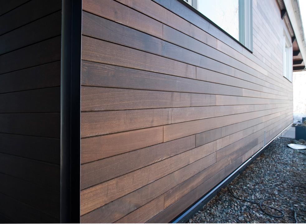 Wall Siding - Arbor Wood Co. Ash & Basswood Siding Line