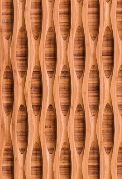 Bamboo Wall Panels - Plyboo's Reveal Line