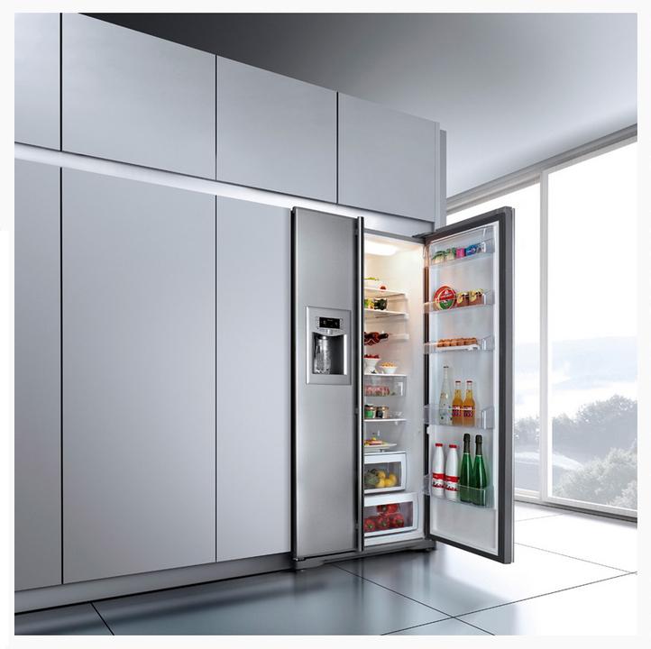 refrigeradores de teka. Black Bedroom Furniture Sets. Home Design Ideas