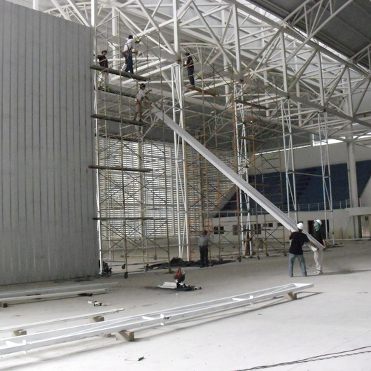 Panel aislante para muros divisorios IKOS i16