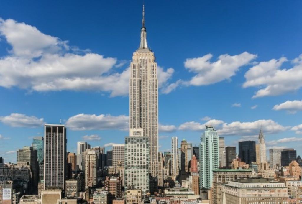 O Edifício Empire State elegeu a tecnologia de Lutron® para cumprir objetivos de sustentabilidade