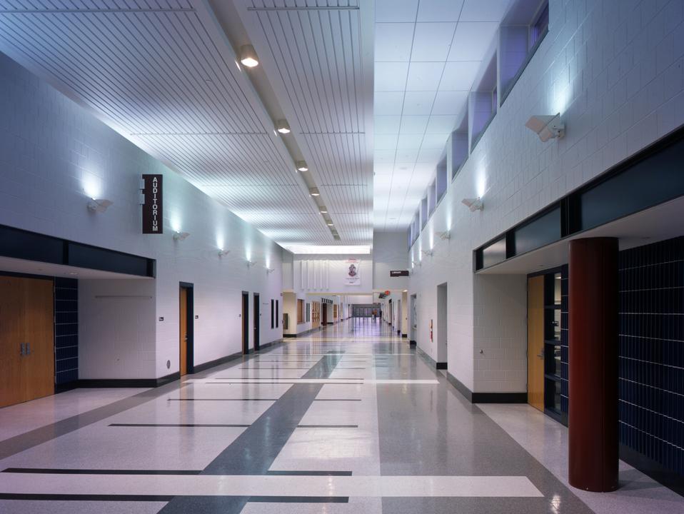 Fontes de energia para luminárias LED