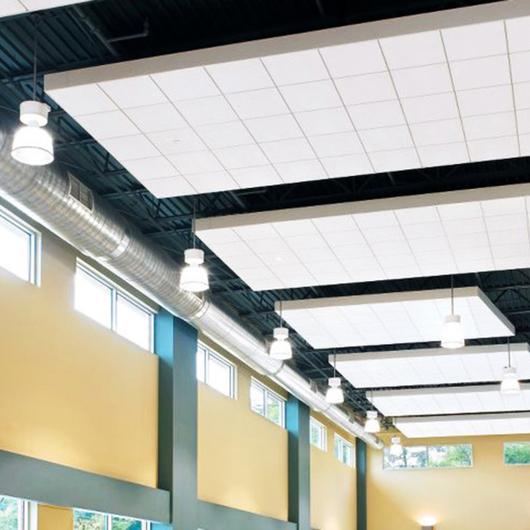 Cirrus® Sistema de Plafón / Armstrong Ceilings