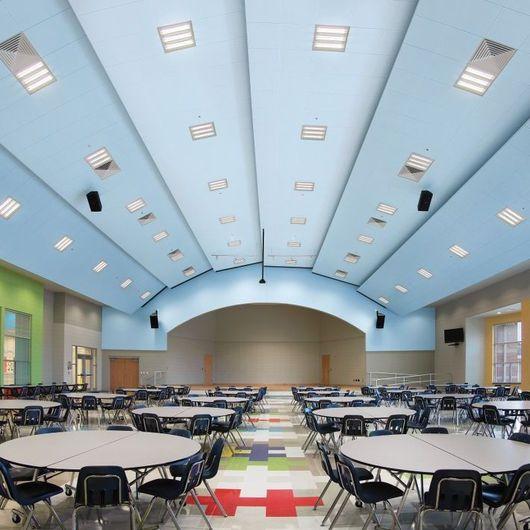 MetalWorks™ Tegular y Vector® Sistema de Plafón / Armstrong Ceilings