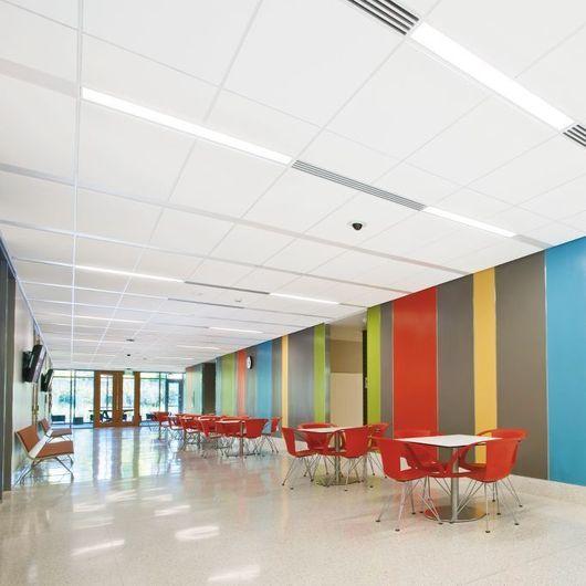 Techzone® Sistema Integrado de Plafón / Armstrong Ceilings