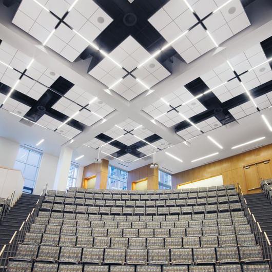 Ultima® y Ultima® Vector Plafón Acústico / Armstrong Ceilings