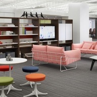Canvas Office Landscape - Sistema de Mobiliario