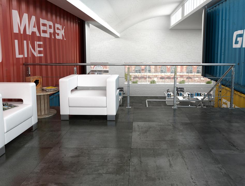 Floor Tiles - Regeneration
