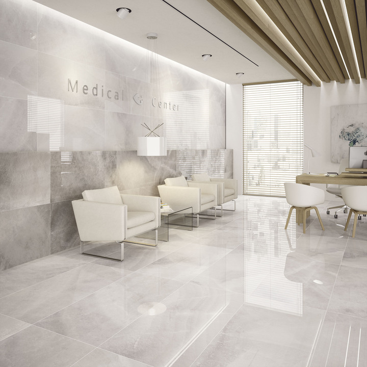 Porcelain Tiles Palace From Grespania