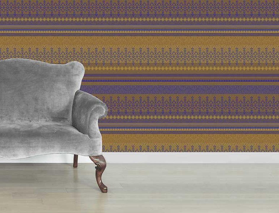 Papeles murales con dise o colecci n maroccan chic de for Papeles murales con diseno de paisajes