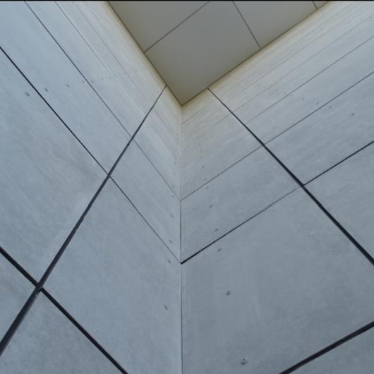 Revestimiento exterior Equitone Tectiva / Placa de Fibrocemento Etercolor  - Pizarreño / Pizarreño