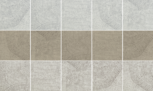 Porcelain Tiles Fossil Collection From Ceramiche Refin
