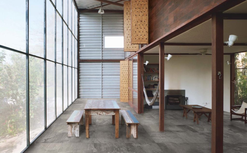 Porcelain Tiles - Design Industry Oxyde Collection