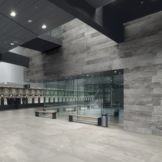 Porcelain Tiles - Design Industry Raw Collection / Ceramiche Refin