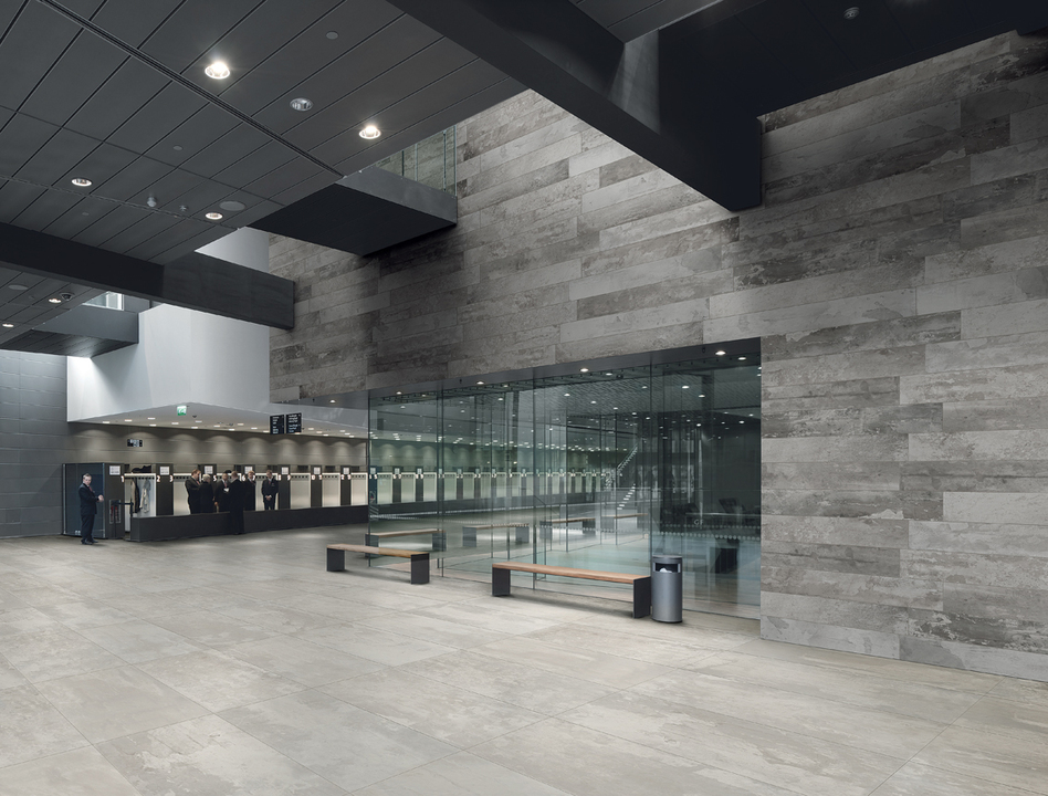Porcelain Tiles - Design Industry Raw Collection