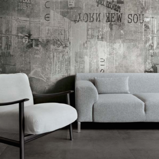 Porcelain Tiles - Graffiti Collection / Ceramiche Refin