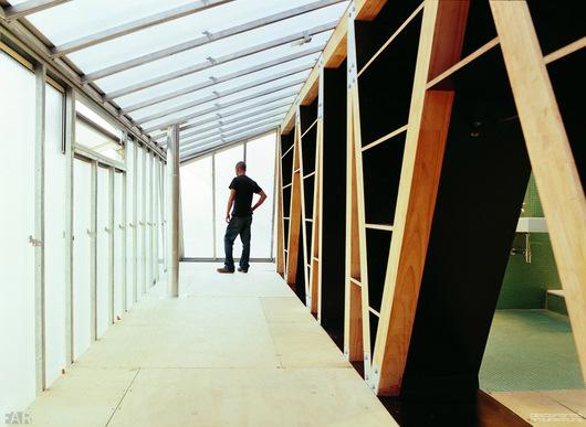 Wall House - Far, Frohn and Rojas Arquitectos