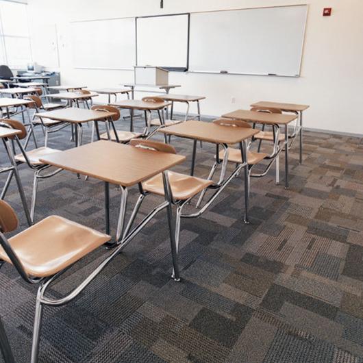 Carpetes Modulares Educação