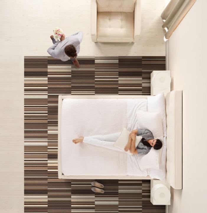 Carpetes Modulares Residenciais
