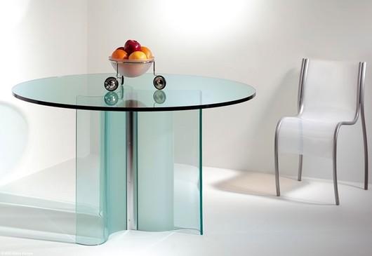 Aplicação de PLANIBEL Linea Azzurra® em mobiliário.