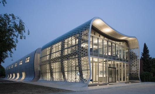 ARCA REGLER GMBH. Dusseldorf, Alemanha. Arquiteto: AJF Proiekt GmbH.