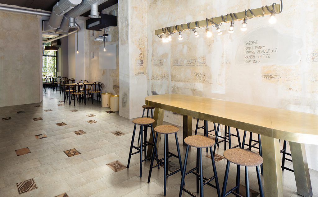 Porcelain Tiles - Bricklane Collection