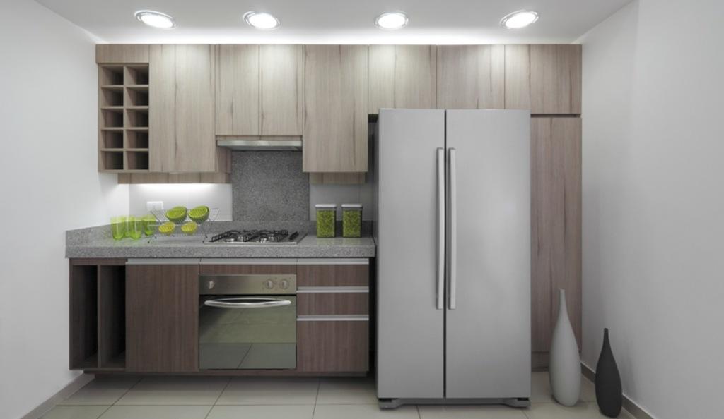 Muebles cocina y ba o de masisa for Muestrario cocinas