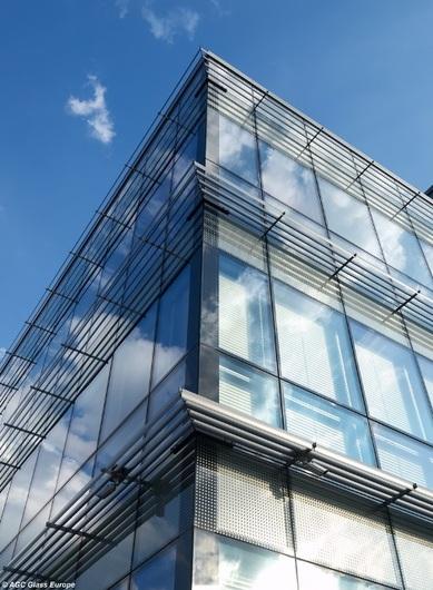 BSH Warszawa Office Building. Warszawa, Polônia. Arquiteto: AMP Atelier.