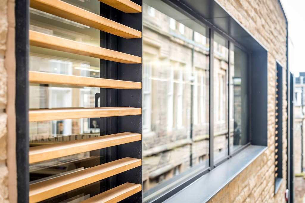 Accoya® Wood for Shutters and Louvres
