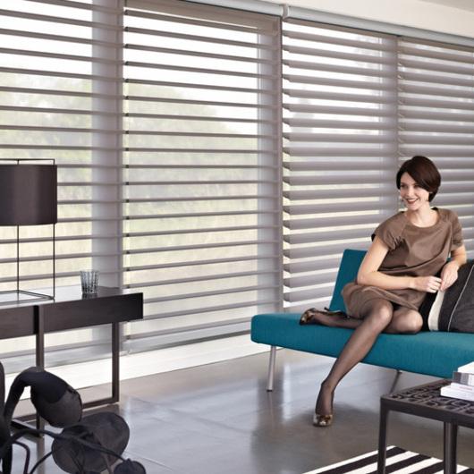 Cortina Silhouette® / Hunter Douglas Window Covering