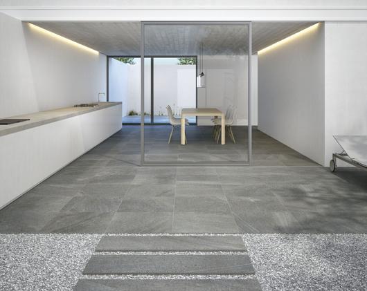 Porcelain tiles lyon series from grespania for Suelo porcelanico 60x60