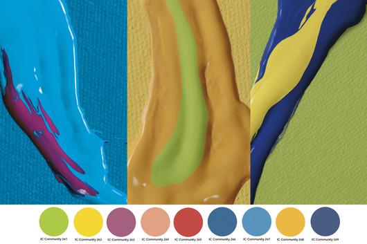 Tendencias colorlife 2015 de comex for Gama de colores pintura interior