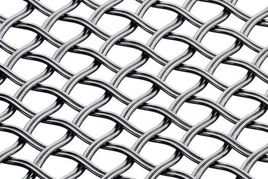 M22-80 twin wire mesh in Stainless